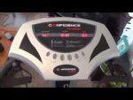 Confidence Fitness Slim Vibration Platform