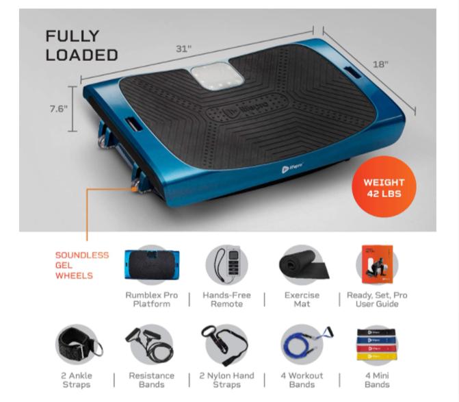 Rumblex 4D Pro Accessories